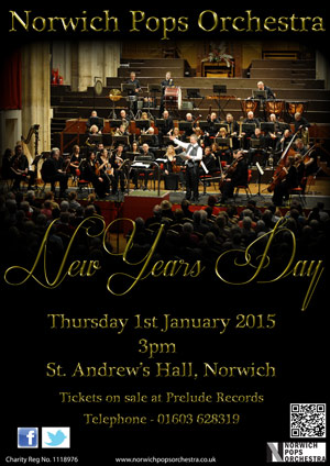 New Year's Day concert 2015