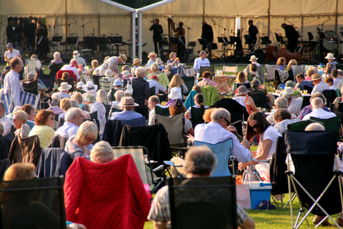 Norwich Pops Orchestra at How Hill