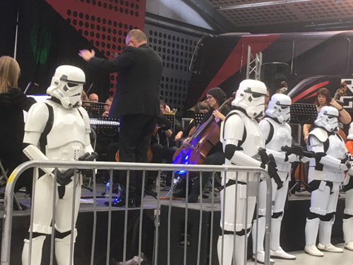 Norwich Pops Orchestra at Nor-Con 2018