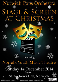 Music from Stage and Screen at Christmas