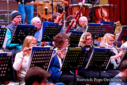 Norwich Pops Woodwind